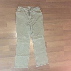 Size 8 St. John's Bay Corduroy Pants